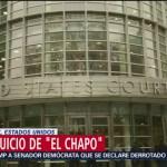 Aplazan juicio de 'El Chapo' en NY