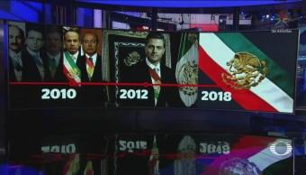 Aprueban Cambios Colores La Banda Presidencial