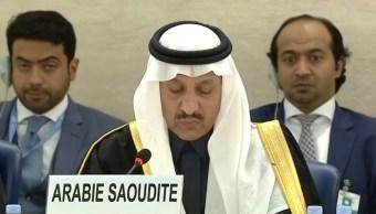 ONU: Arabia Saudita dice juzgará a asesinos de Khashoggi