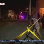 Asesinan a cuatro dentro de una casa en Jalisco