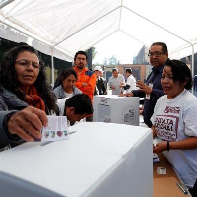 Así transcurrió la segunda consulta del próximo gobierno de AMLO sobre Tren Maya