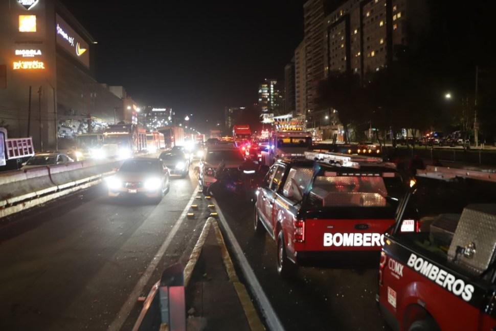 Aumenta cifra de muertos por choque México-Toluca
