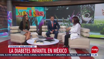 Aumenta la diabetes tipo 2 en los niños mexicanos