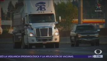 Aumenta robo a transporte de carga en México