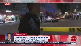 Balacera Un Muerto Colonia Obrera Noche De Sábado Varios Lesionados Cdmx