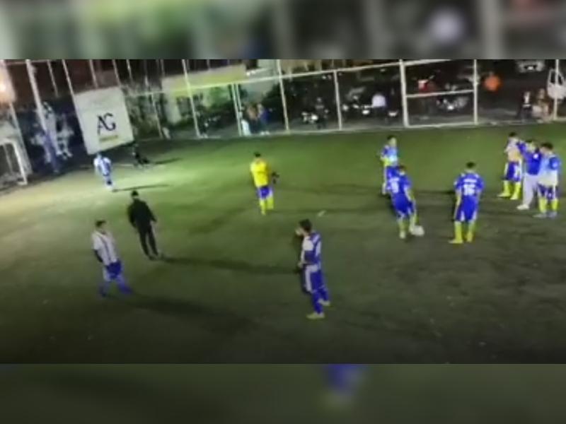 Balacera Durante Partido De Futbol Deja Hombre Herido En La Colonia Roma