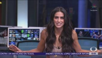 Bárbara de Regil platica sobre su nueva película 'Loca por el trabajo'