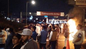 Investigan si hubo exceso de fuerza de policías CDMX en San Juanico