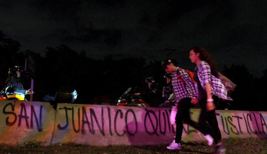 Bloqueo en la México-Pachuca: Diputado del PT rechaza responsabilidad