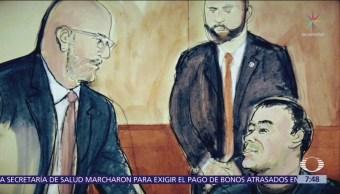 Brooklyn, epicentro mediático del juicio de 'El Chapo'' Guzmán