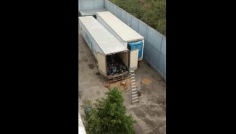 jalisco inhumacion cuerpos trailers inhuman paso