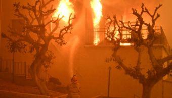 Incendio del norte de California, el más destructivo de su historia