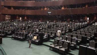 Diputados desechan parte de la reforma sobre fuero