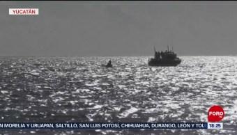 Cancelan Búsqueda Pescadores Desaparecidos Yucatán Tras Seis Días De Búsqueda, Autoridades Cancelaron La Búsqueda De Siete Pescadores Desaparecidos Dos Embarcaciones Cerca De Las Costas De Yucatán Y Campeche