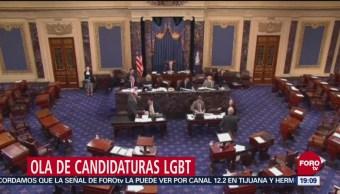 Candidatos LGBT Estados Unidos Eleccciones Gay