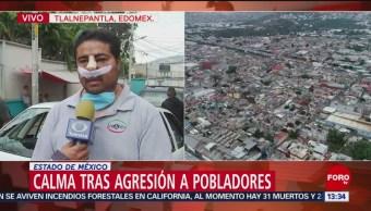 Testigos narran agresión en San Juan Ixhuatepec, Edomex
