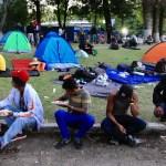 Segunda caravana migrante va de Irapuato a Guadalajara