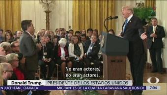 Casa Blanca retira acreditación al periodista de CNN Jim Acosta