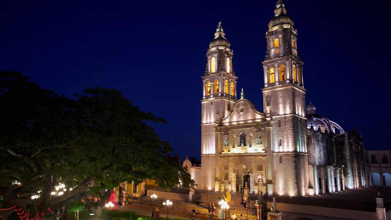 Catedral-campeche