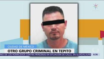 CDMX identifica nuevo grupo de narcomenudeo y extorsiones en Tepito