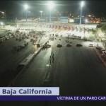 Cierran la garita de San Ysidro, en la frontera con Tijuana