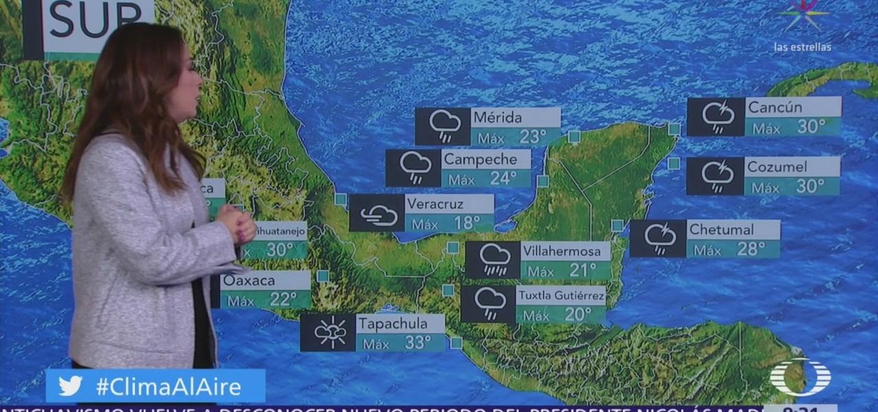 Clima Al Aire: Prevalecerá clima frío en la Ciudad de México
