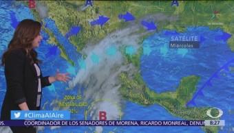 Clima Al Aire: Prevén posibilidad de lluvias en Valle de México