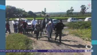 Colectivo 'Solecito' inicia búsqueda de familiares desaparecidos en Veracruz