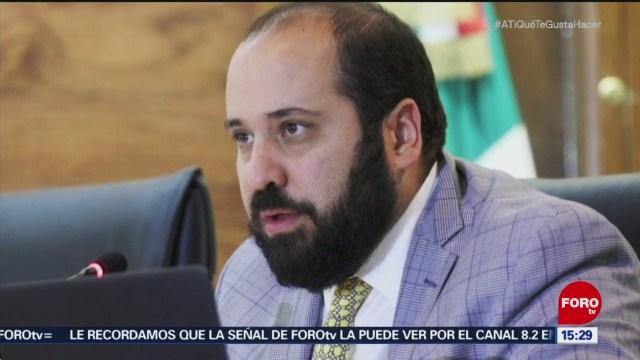 Comisionado del INAI se suicidó; descartan investigación