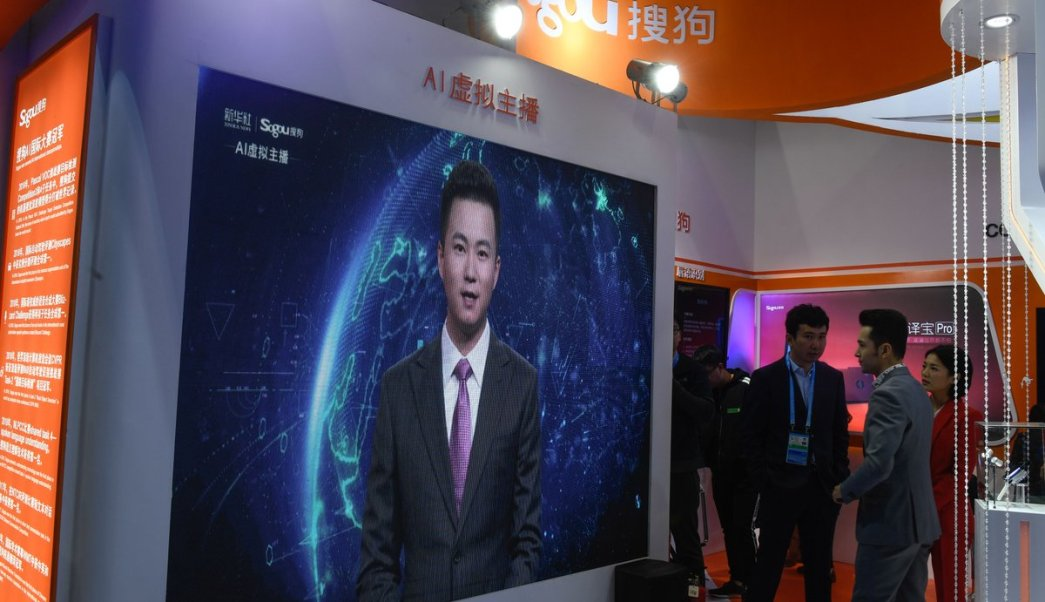 Video: China estrena conductor de noticias virtual