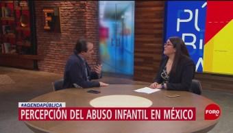 Conoce cuál la percepción del abuso infantil en México