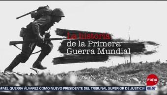 Conoce Historia Primera Guerra Mundial