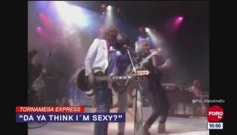 Conociendo el tema: Da ya think i'm sexy?
