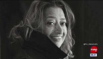 Conozca la obra de la arquitecta Saha Hadid