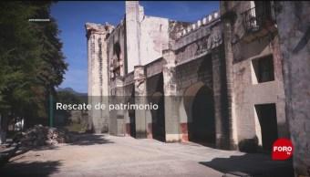 Valoración De Daños Sismos Edificios Patrimonio Cultural Del País