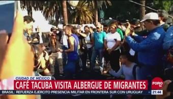 Cuarta Caravana Migrante Avanza Hacia Cdmx