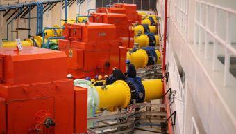 sistema cutzamala manda 16 mil litros de agua por segundo cdmx