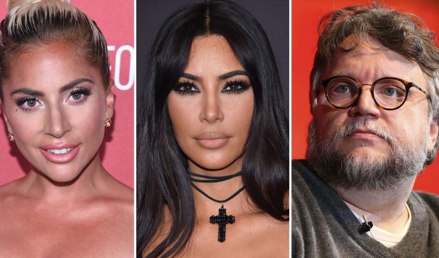 Guillermo del Toro, Kim Kardashian y Lady Gaga, desalojados por incendio de California