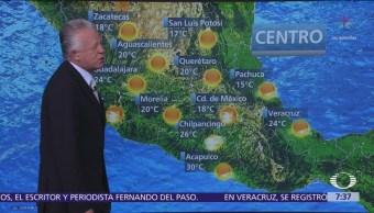 Despierta con Tiempo: Primera tormenta invernal y frente frío 10 dejarán de afectar a México