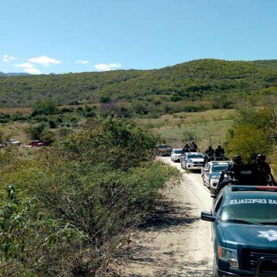 Desplazados de Guerrero llegan a sus comunidades