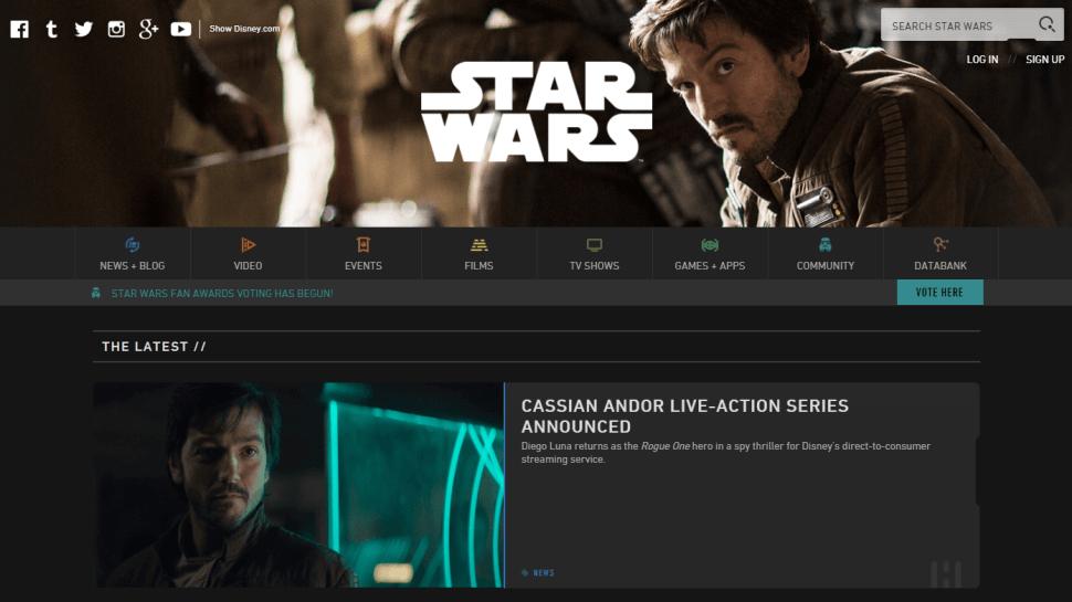 Diego Luna volverá a la saga de Star Wars