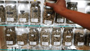 Marihuana podría ser legal en Michigan y Dakota del Norte