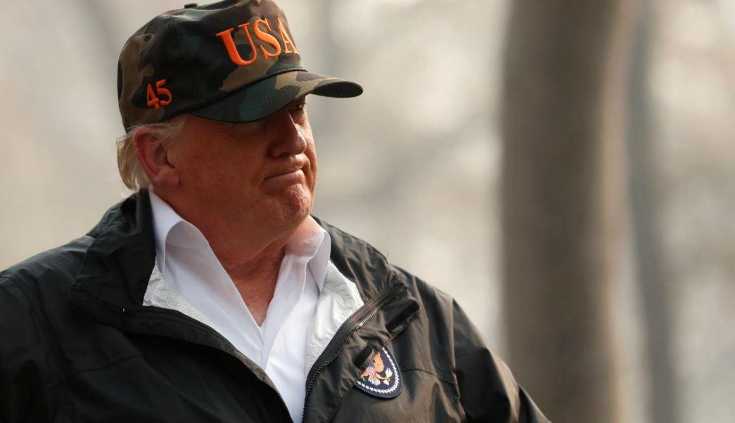 Trump asegura que considera cambios dentro de su gabinete