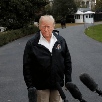 Trump advierte cierre de Gobierno sin fondos para muro en frontera con México