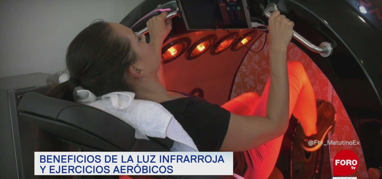 Ejercicios y luz infrarroja, ¿existen beneficios?