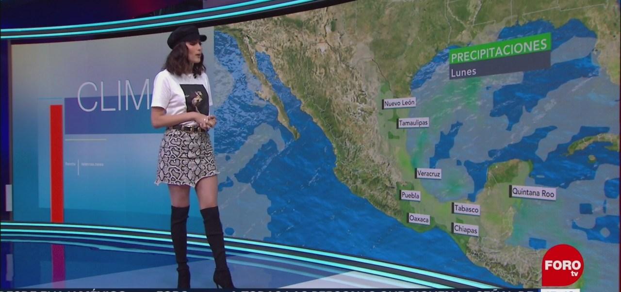 El Clima, A las Tres, Daniela Álvarez, [19-11-18], El Clima 'A las Tres' con Daniela Álvarez [19-11-18]