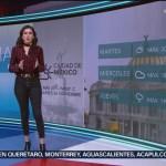 El clima A las Tres con Daniela Álvarez del 26 de noviembre de 2018