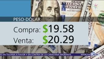 El dólar se vende en $20.29