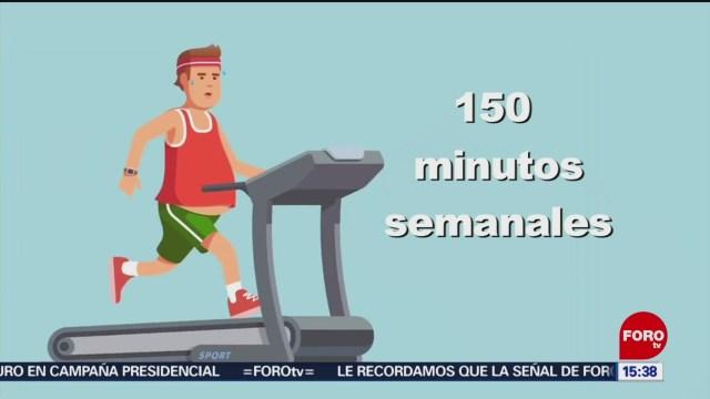 El ejercicio aeróbico