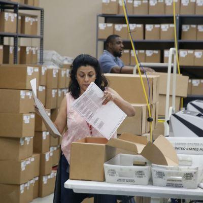 Florida realizará recuento para las elecciones a senador y gobernador